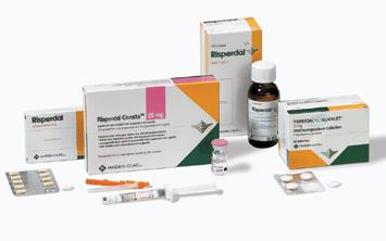 Risperdal® in its many forms