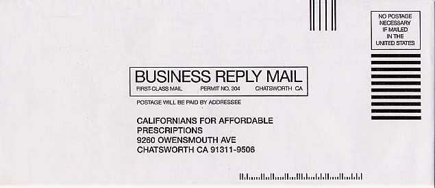 Mailing bricks to junk mailers [Archive] - Straight Dope Message Board